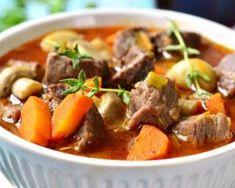 Mijoté tout doux de veau aux carottes