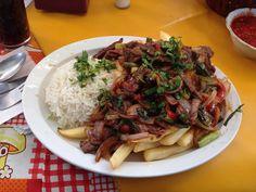 ¿Nos vamos de viaje a #Perú a probar su excelente y sorprendente #gastronomía?