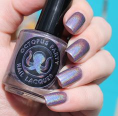 Octopus Party Nail Lacquer - Crypsis (OctoSquad Custom) ***HAD TO SELL MINE AND HAVE REGRETTED IT SINCE. I LOVE THIS SO, SO MCUH. MUST FIND IT AGAIN***LINDSEY**