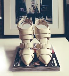 Ready for Spring senso shoes similar to alexander wang ones!