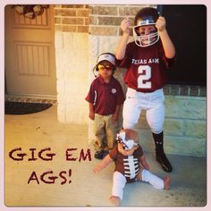 Love the football costume :) Football Costume, Pumpkin Contest, University Of Texas, Texas A&m, Basketball Teams, Future Baby, Baby Love, Cute Kids, Spinning