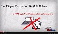 A Great Overview of The Flipped Classroom ~ Educational Technology and Mobile Learning