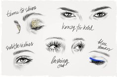 TOP 5 EYE MAKEUP TRENDS FOR SPRING