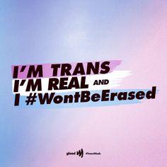 Transgender Man, Trans Gender, Trans Rights, Trans Man, Ftm, Tgirls, Equality, Pride, Love