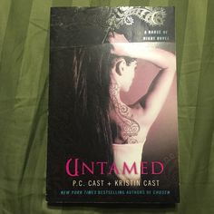 Untamed from House of Night Series Book 4 of House of Night Series Other