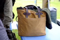 Filson Tote | Flickr - Photo Sharing!