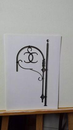Reproducción. Paris, Chanel