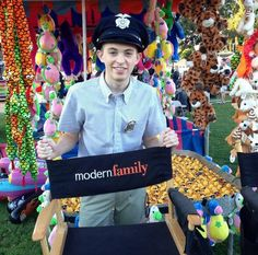 "Dylan Riley Snyder Will Be Appearing On ""Modern Family"" November 13, 2013"