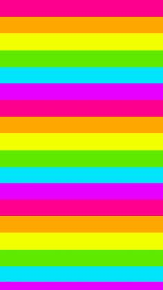 Bright Rainbow Backing Iphone Wallpaper Green, Rainbow Wallpaper, Cute Wallpaper For Phone, Heart Wallpaper, Colorful Wallpaper, Pretty Backgrounds, Wallpaper Backgrounds, Colorful Backgrounds, Wallpaper Tumblrs