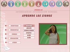 Oratio Orientation: CONOCE Y APRENDE LA LENGUA DE SIGNOS ESPAÑOLA.