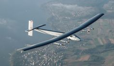 solar impulse plane. Electroy Solar news blog.