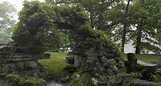 Mystical Arch at Innisfree Garden