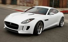 Jaguar's F-Type Coupe
