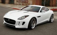 Jaguar's F-Type Coupe