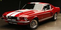 1967 Mustang GT 350 - Collections - Google+