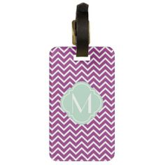 >>>Are you looking for          Purple Chevron Zigzag Stripes with Monogram Travel Bag Tags           Purple Chevron Zigzag Stripes with Monogram Travel Bag Tags in each seller & make purchase online for cheap. Choose the best price and best promotion as you thing Secure Checkout you can trust...Cleck Hot Deals >>> http://www.zazzle.com/purple_chevron_zigzag_stripes_with_monogram_luggage_tag-256642113623511099?rf=238627982471231924&zbar=1&tc=terrest