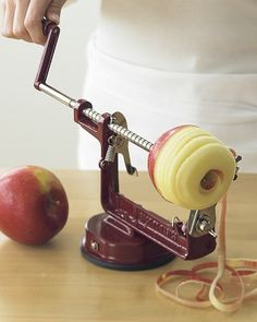 Apple Peeler/Corer #WilliamsSonoma