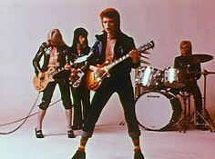 "David Bowie ""The Jean Genie"" 1972 https://vimeo.com/davidbowie"