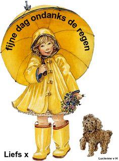 fijn weekend en regen | fijne dag ondanks de regen klein