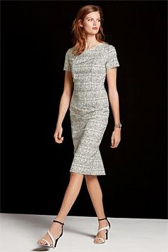 Women's Dresses - Next Aztec Dress - EziBuy Australia