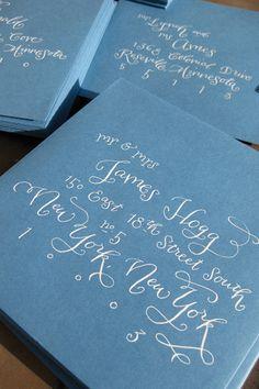 Crystal Kluge whimsical hand lettering