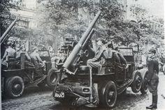 działo samobieżne Polish Army artillery, pin by Paolo Marzioli Poland Ww2, Invasion Of Poland, D Day, Dieselpunk, World War Ii, Troops, Wwii, Monster Trucks, Military