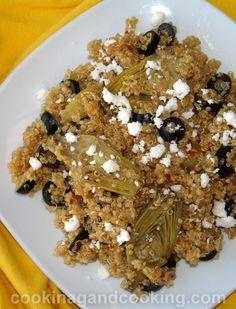 Quinoa on Pinterest | Quinoa Bites, Quinoa Salad and Buffalo Chicken ...