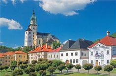 Slovakia, Old mining town Kremnica Eastern Europe, Slovenia, Czech Republic, Homeland, Hungary, Croatia, Palace, Cool Pictures, Medieval