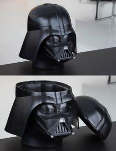 Buy the Darth Vader Storage Head today! A part of our Toy Storage Boxes range. Lego Storage Brick, Toy Storage Boxes, Darth Vader, Bricks, Collection, Toy Storage Bins, Brick