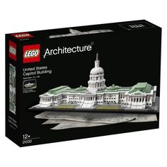 Lego architecture United States Capitol 21030 from japan #LEGO