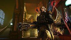 BioShock developer Irrational Games 'winding down,' new studio being formed by Ken Levine Bioshock Infinite Ps3, Bioshock Game, Steampunk, Irrational Games, Infinite Game, Mac Games, Hd Widescreen Wallpapers, Tyranids, Dibujo
