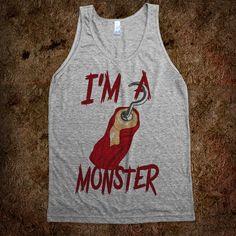 IM A MONSTER! (tank)
