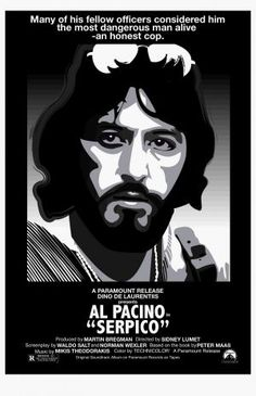 Image result for serpico movie poster