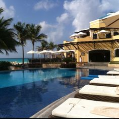 A resort in Mexico called Royal Hideaway Playacar Mexico Resorts, Riviera Maya, The Outsiders, Beautiful Places, Smile, Memories, Mansions, House Styles, Happy