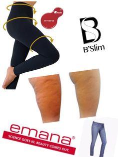 Des résultats surprenants après 30 jours à l'aide de votre B'Slim Touch ;) Choisissez LE vêtement #bslimtouch que vous souhaitez ! Legging, collant, véritable jean ou panty ;) #shaper #anticellulite #emana #fashion #leggings #healthy #jean #rhodia
