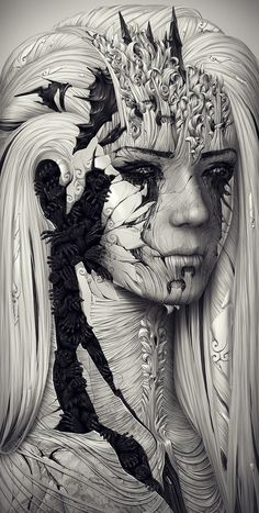 Apparently this is a Russian Art piece... its gorgeous!!