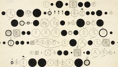 """Detail of Ben Patterson's graphic score, 'string music' included in the exhibition """"benjamin patterson: born in the state of fluxus"""" Illustrations, Illustration Art, Graphic Score, Nam June Paik, Diagram Chart, Experimental Music, Fluxus, Sound Art, Music Score"""