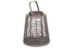 Tan Home Accents Lantern by Ashley HomeStore
