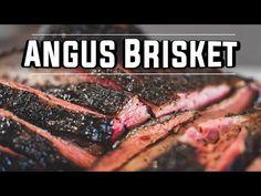 "Angus Brisket ""12 hrs de Ahumado"" - Recetas del Sur - YouTube Carne Angus, Smoked Brisket, Steak, Youtube, Food, Meals, Smoking Meat, Smoker Cooking, Soldering"