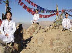 International Health, Meditation Center, Outdoor Furniture, Outdoor Decor, Centre, Fair Grounds, Mountains, Top, Travel