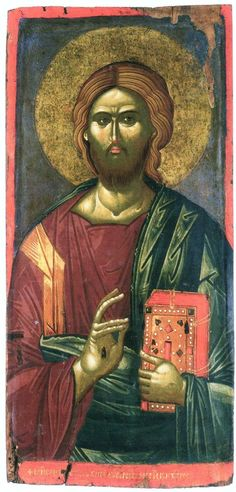 Savior, Jesus Christ, Religious Icons, Orthodox Icons, Old Art, Christian Art, Byzantine, Christianity, Spirituality