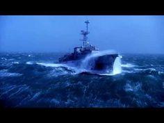 U.S. Navy ship (LCS) encounters HEAVY ROUGH WEATHER as it navigates the TREACHEROUS East China Sea! - YouTube