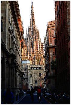 Barcelona, Spain - by umutlu101