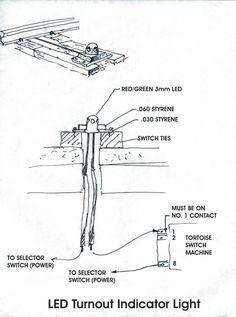 LED Switch Lamp