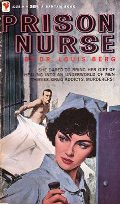Nurses by the Book – Prison Nurse. Did you hear? Orange is the new color for Candy Stripers this year.