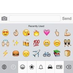 Defend Your List: Jenna Wortham On Her Most Recently Used Emojis