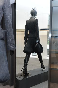 "COLLECTION COUTURE HIVER 2012-2013 CLARISSE HIERAIX - Exposition chez Maria Luisa - ""EXIBITION"" www.clarisse-hieraix.com"