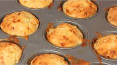 Carrot and courgette savoury muffins - My Daddy Cooks - Netmums