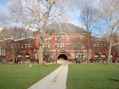Hayes Hall - Ohio State University - used to be the art building ... back in the day