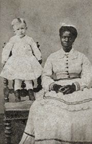 Photos of 19th-Century African American Women Working